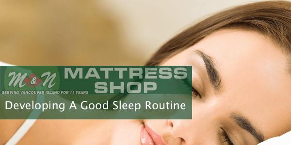developing-a-good-sleep-routine