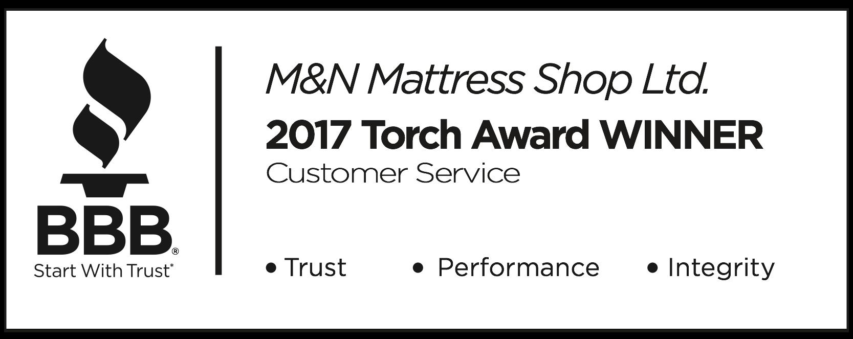torch finalist award