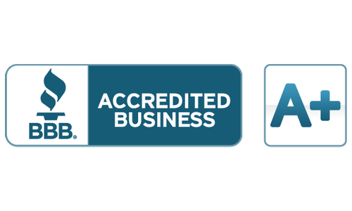 accredited business banner
