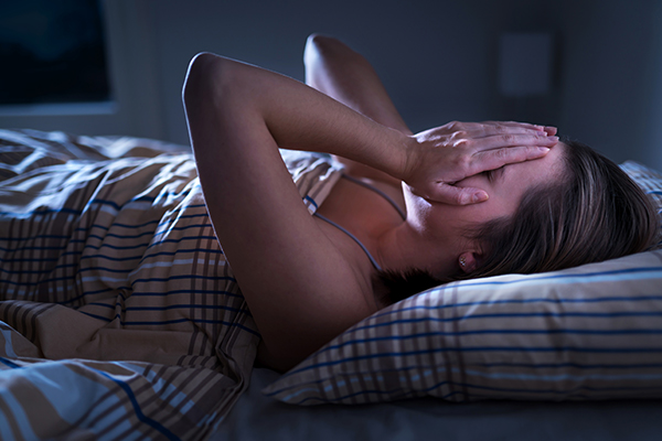 There are some tips can help you sleep well when you are stressed
